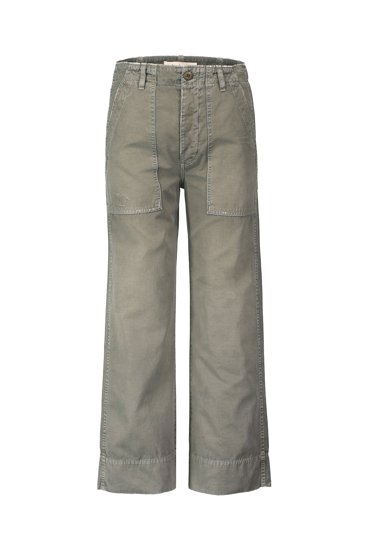 Army Wide Leg Jeans