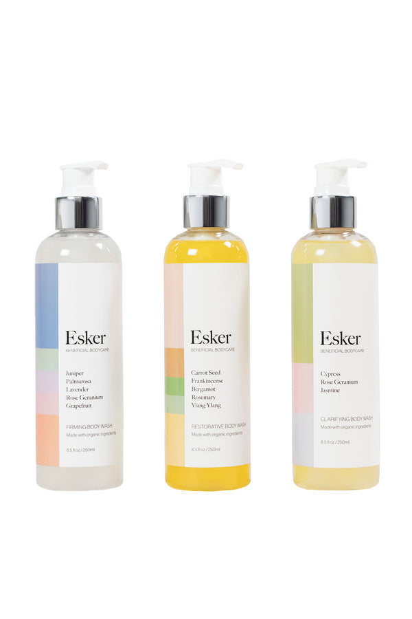 Clarifying Body Wash by Esker Beauty