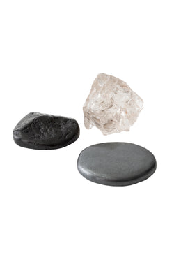 Ground Crystal Energy Set by The Cristalline