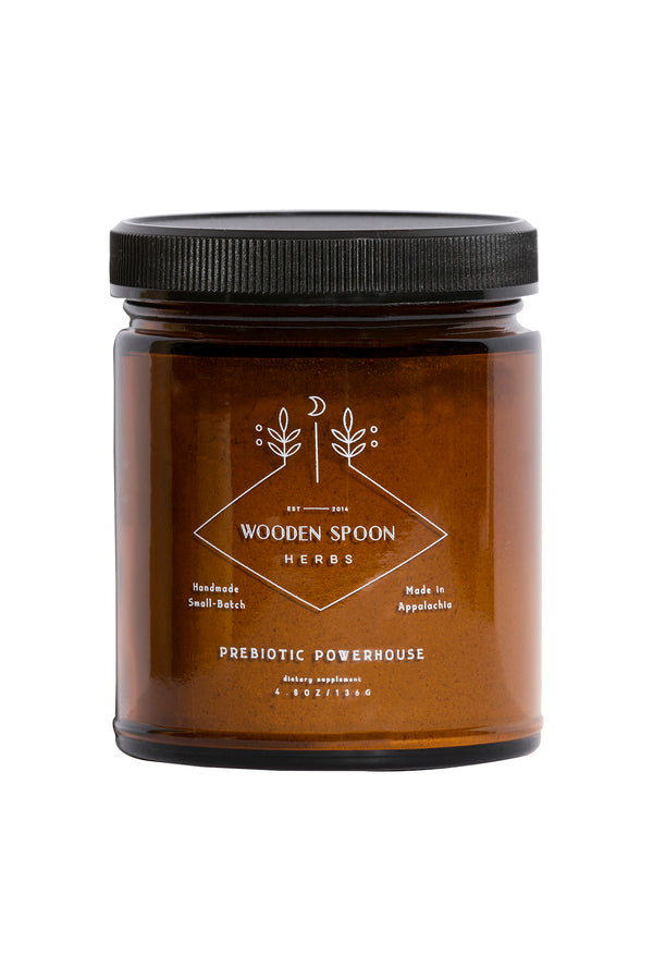 Prebiotic Powerhouse by Wooden Spoon Herbs