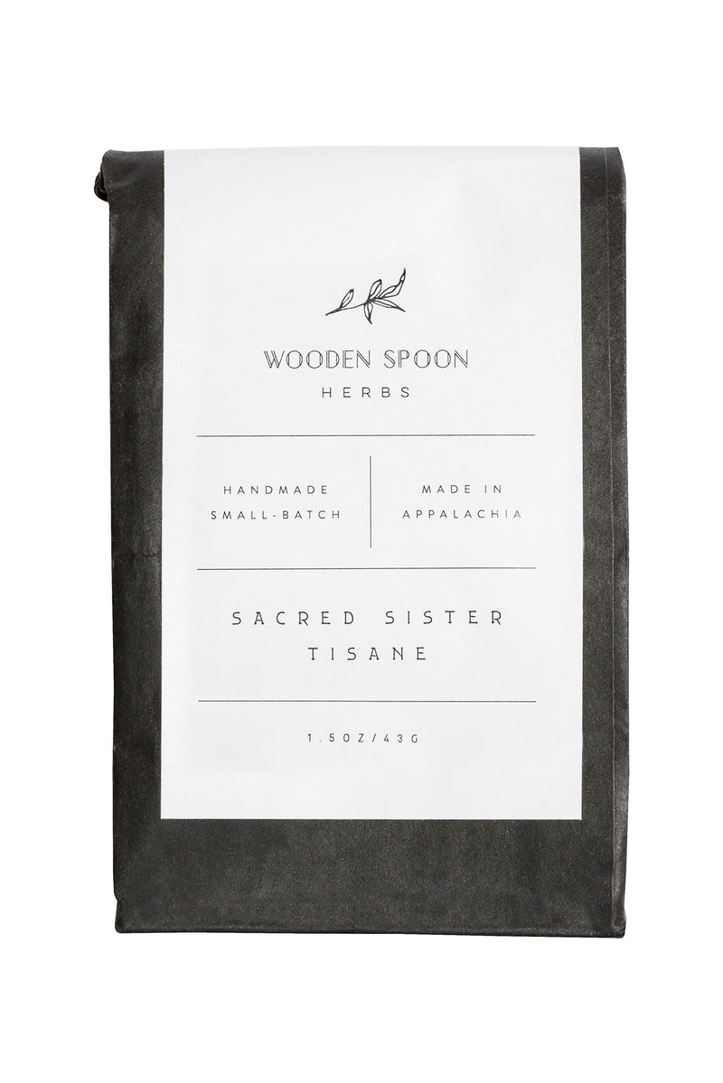 Sacred Sister Tisane by Wooden Spoon Herbs