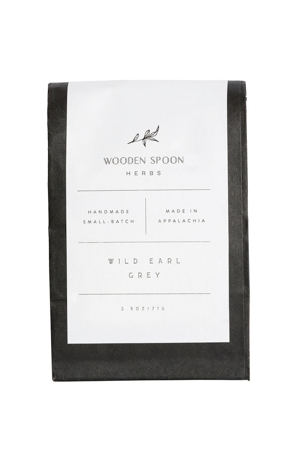 Wild Earl Grey Tea by Wooden Spoon Herbs
