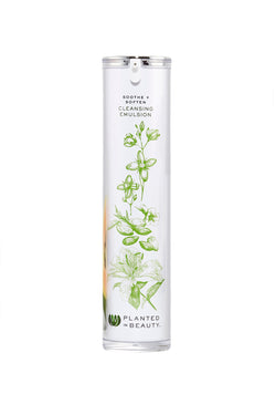 Soothe & Soften Cleansing Emulsion by Planted in Beauty