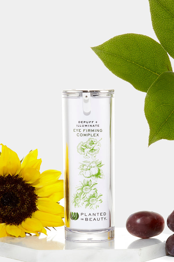 Depuff & Illuminate Eye Firming Complex by Planted in Beauty