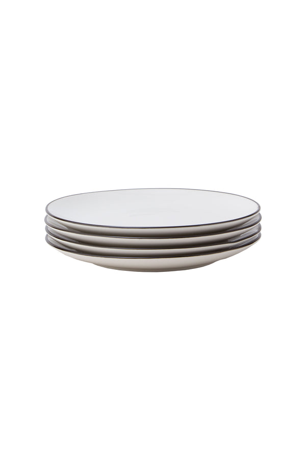 Damek Charcoal Line Small Plates by Hudson Wilder