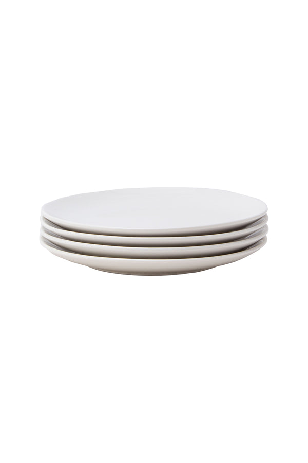 Damek White Small Plates by Hudson Wilder