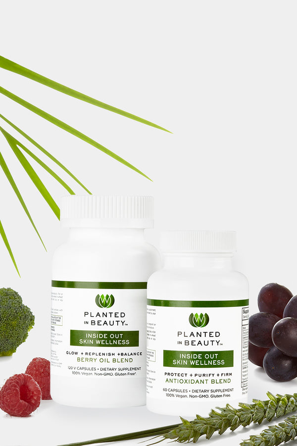 Inside Out Supplements by Planted in Beauty