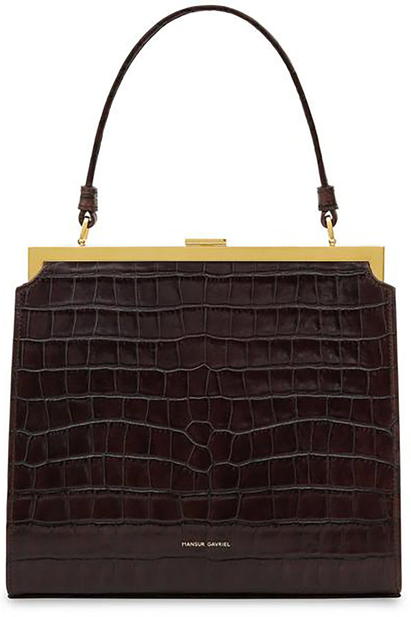 Croc Embossed Elegant Bag