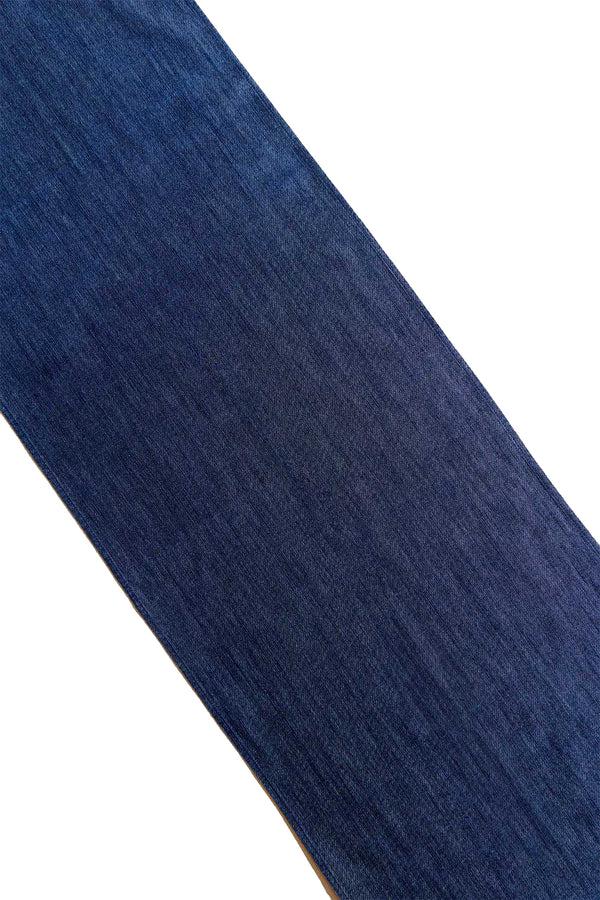 Dark Denim Runner | Atelier Saucier