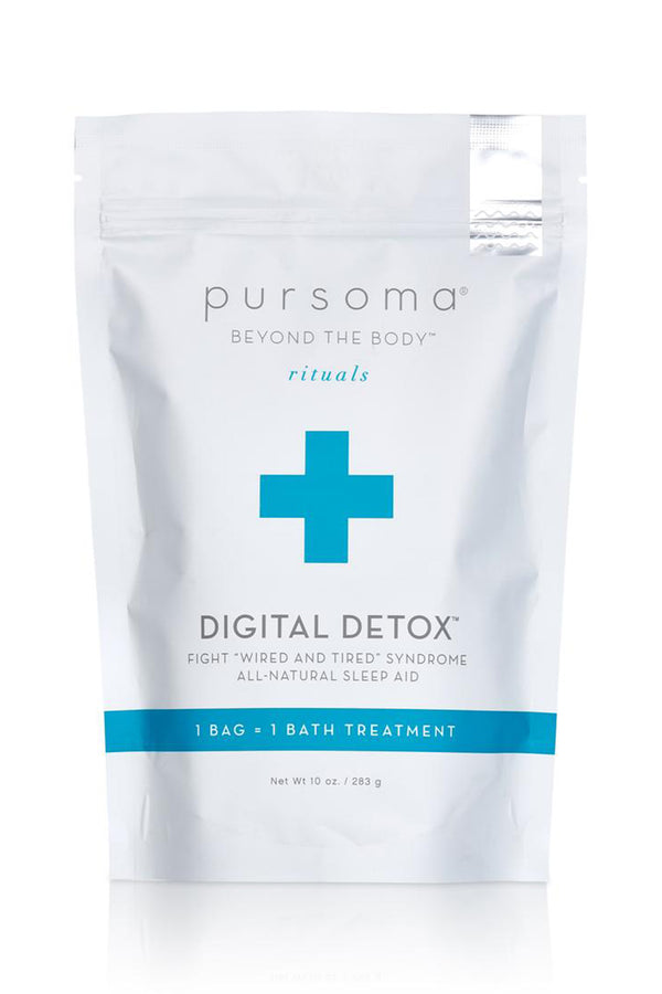Digital Detox Bath Treatment | Pursoma