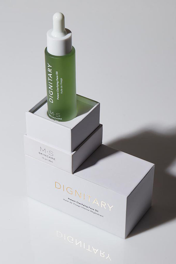 DIGNITARY: Potent Clarifying Face Oil | M.S. Skincare