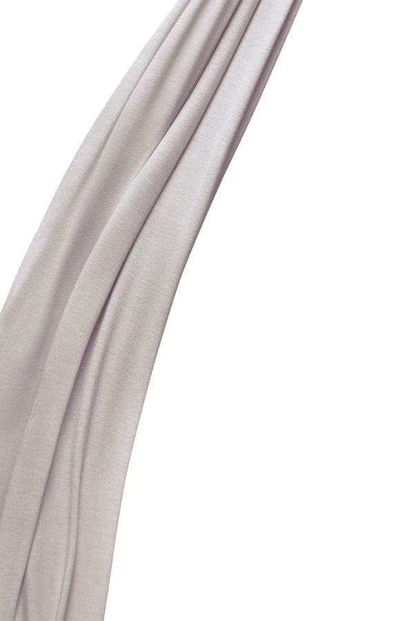 Premium Jersey Hijab in Dove Grey