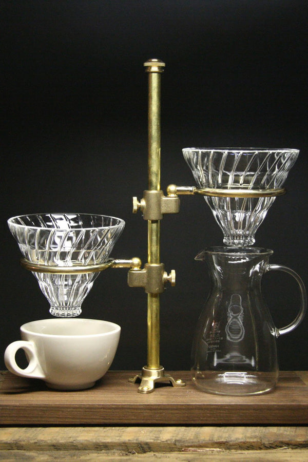 Clerk Duet Pour Over Stand