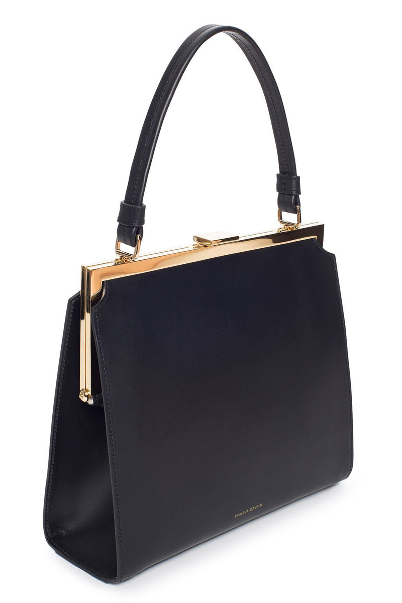Elegant Bag in Black | Mansur Gavriel
