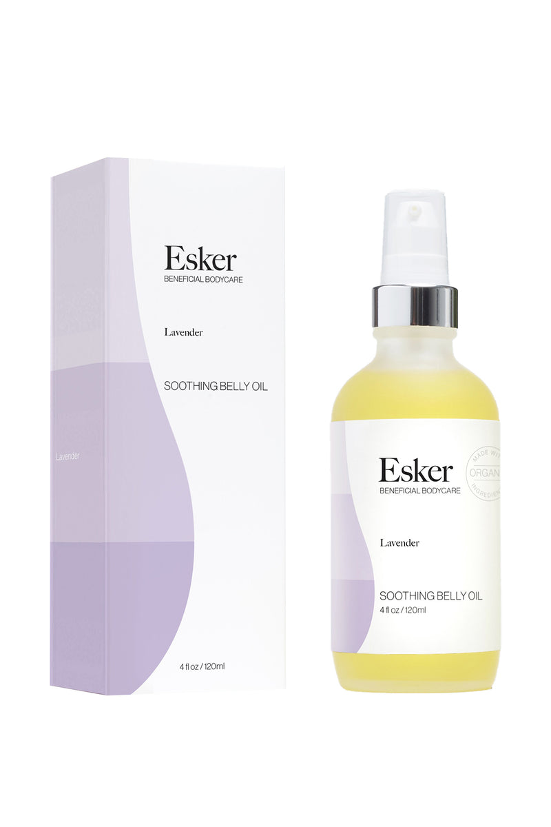 Soothing Belly Oil | Esker Beauty