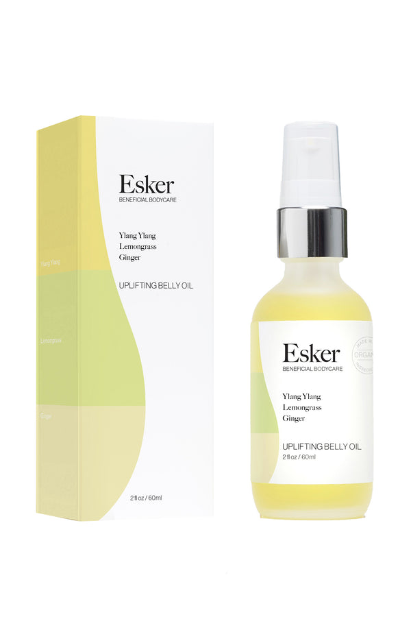 Uplifting Belly Oil | Esker Beauty