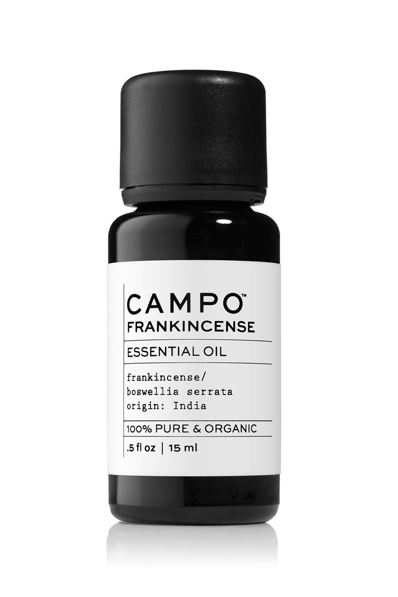 Frankincense essential oil by Campo Beauty
