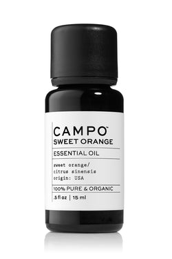 Sweet orange essential oil by Campo Beauty
