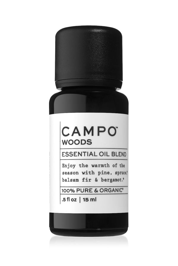 Woods blend essential oil by Campo Beauty