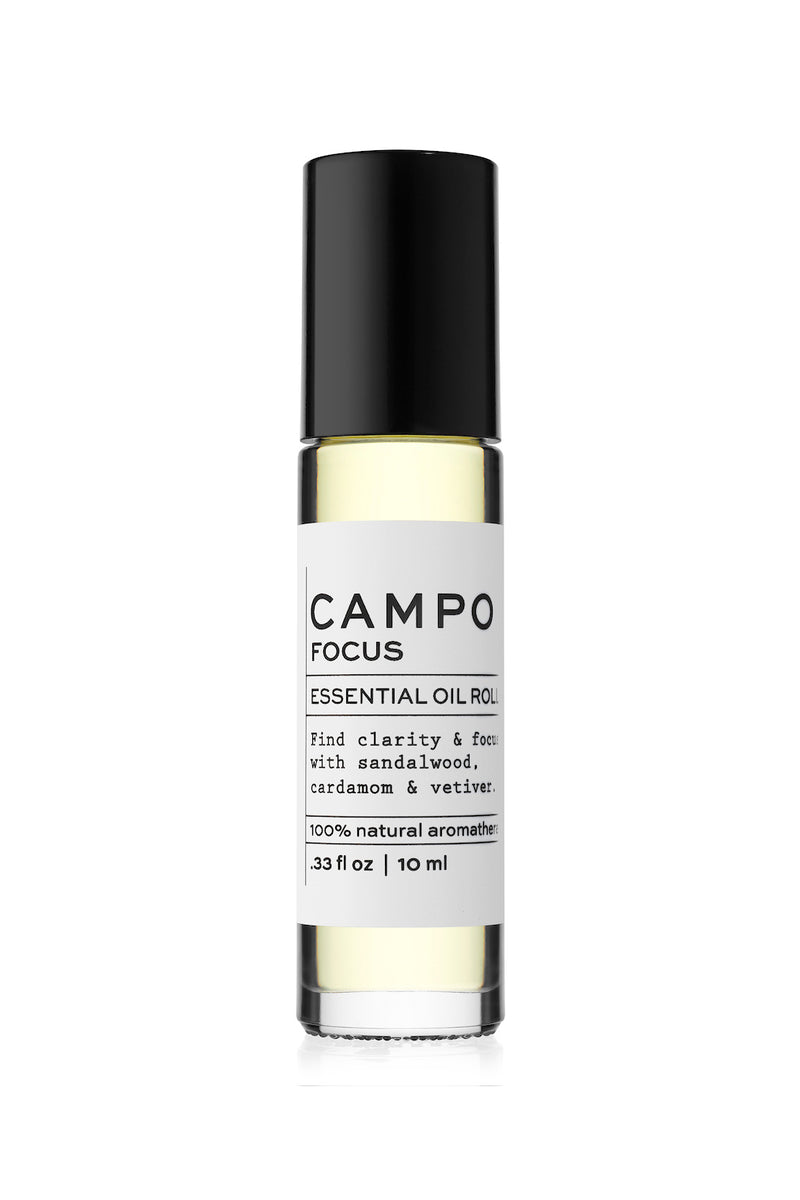 Focus oil by Campo Beauty