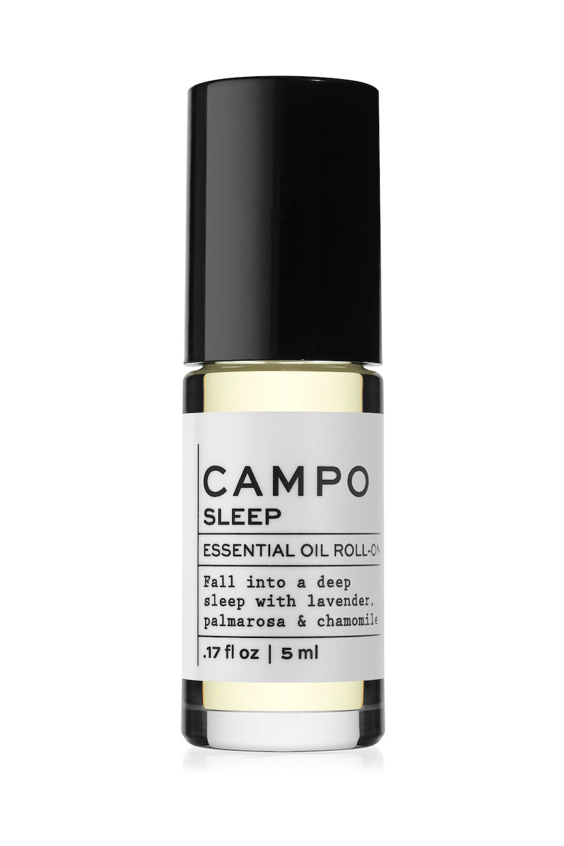 Sleep oil rollerball by Campo Beauty