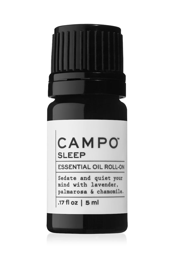 0.17oz Sleep oil blend by CAMPO Beauty