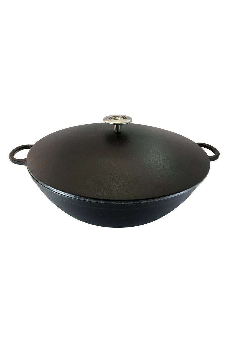Black Everything Pot by Mad Hungry