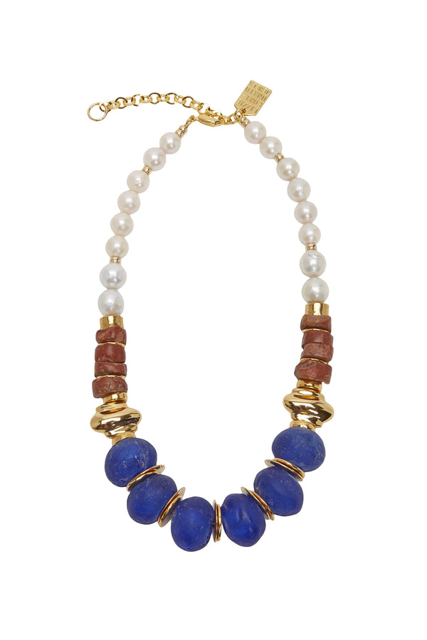 Bombay Blue Necklace