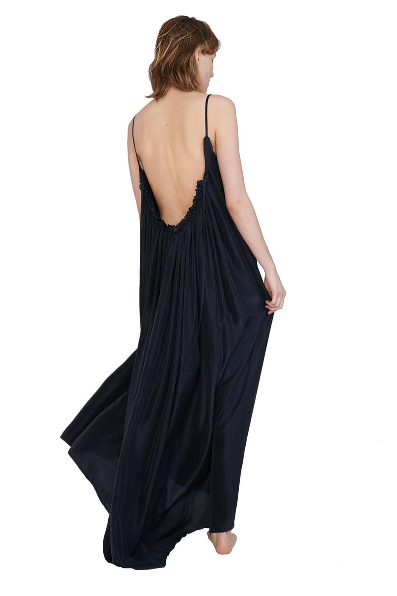 Gather Maxi Dress