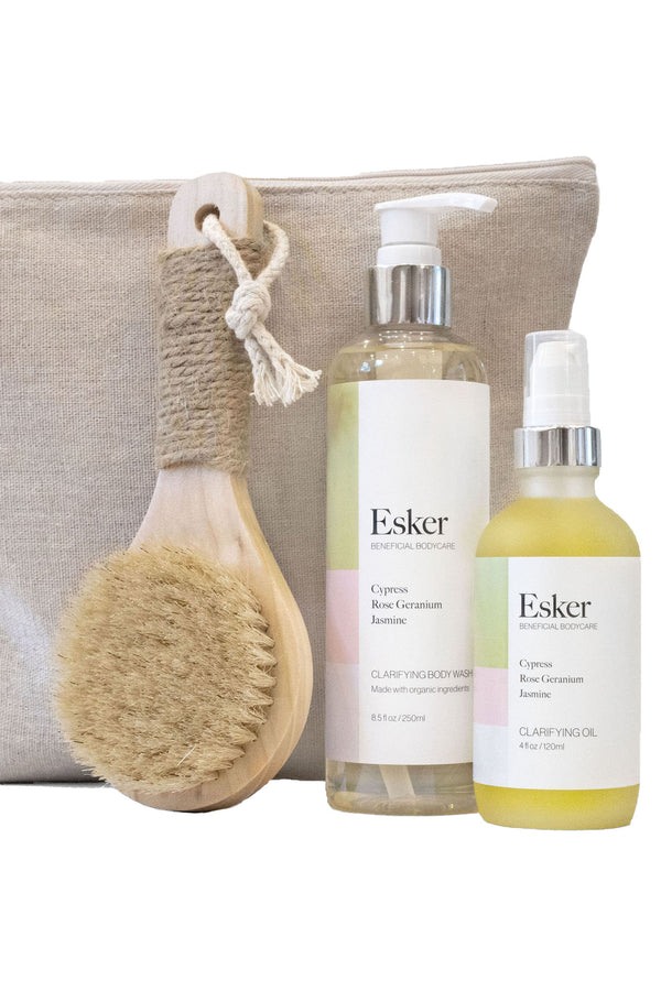 Esker Beauty - Clarifying Set