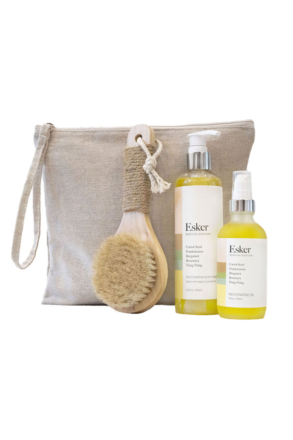 Restorative Gift Set | Esker Beauty