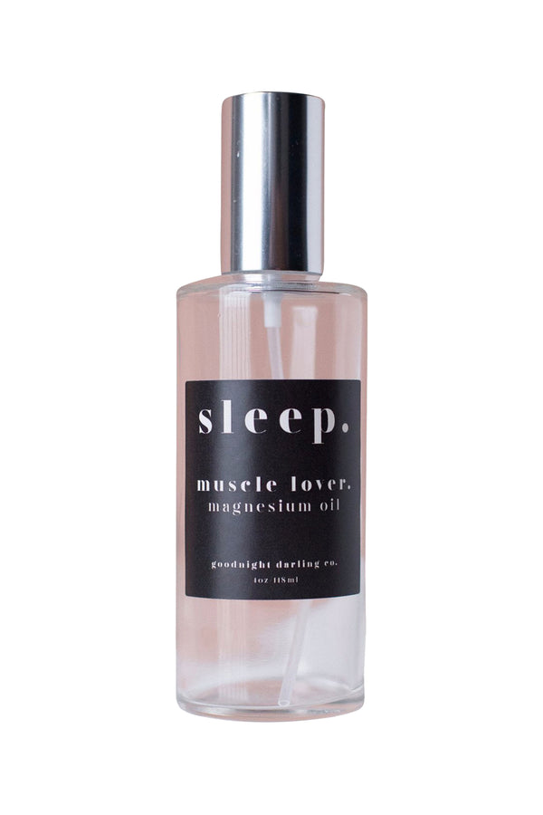 Muscle Lover Magnesium Oil by Goodnight Darling