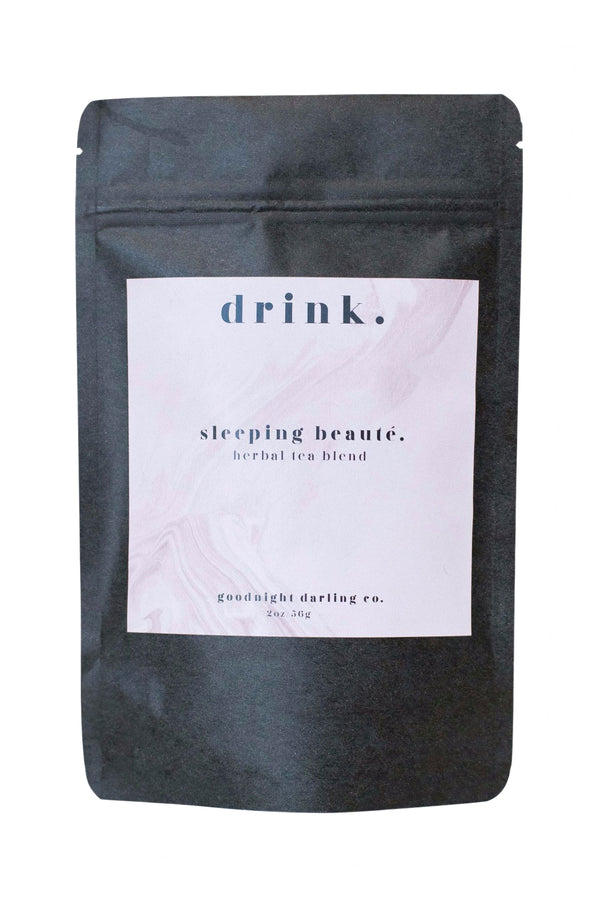 Sleeping Beaute Herbal Tea Blend by Goodnight Darling