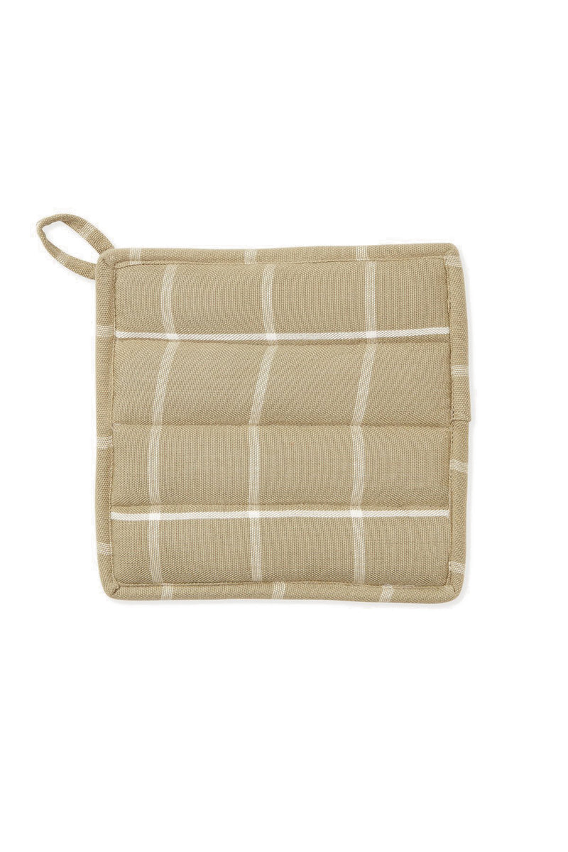 Grid Potholder - Sage | MINNA