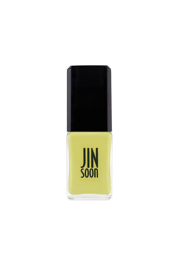 Charme yellow nail polish by JINsoon