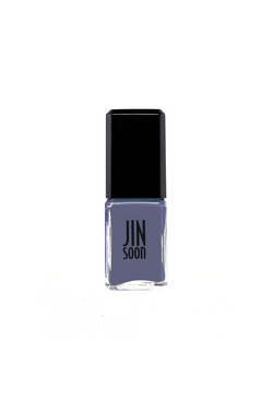 Blue purple nail polish in Dandy by JINsoon