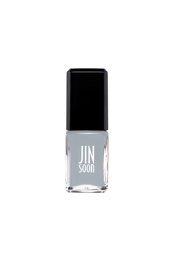 Grey nail polish in Grace by JINsoon