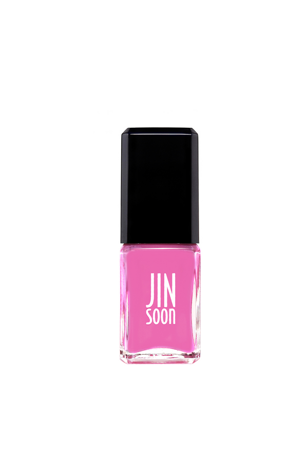 Pink nail polish in Love by JINsoon
