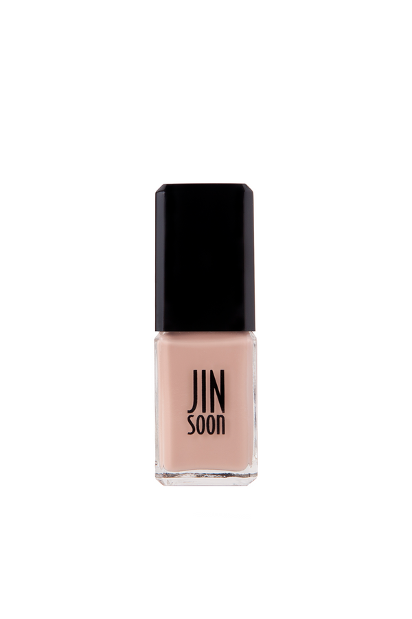 Beige pink nail polish in Nostalgia by JINsoon