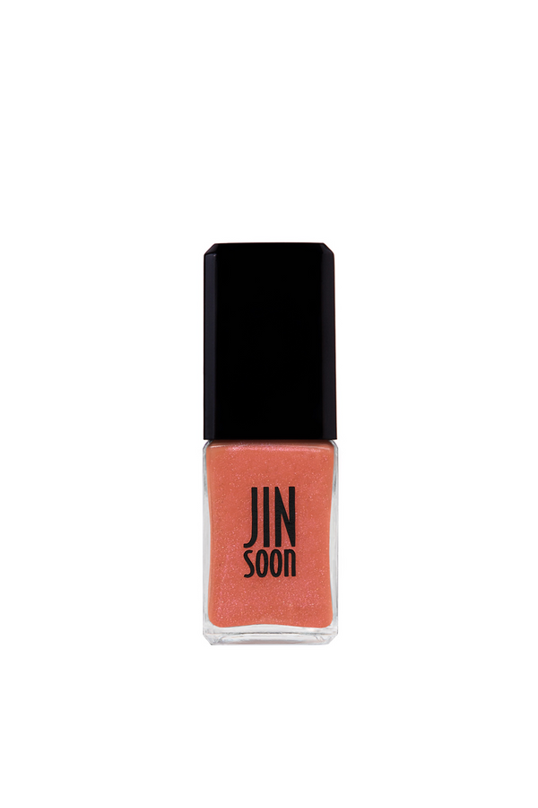 Pastiche orange nail polish by JINsoon
