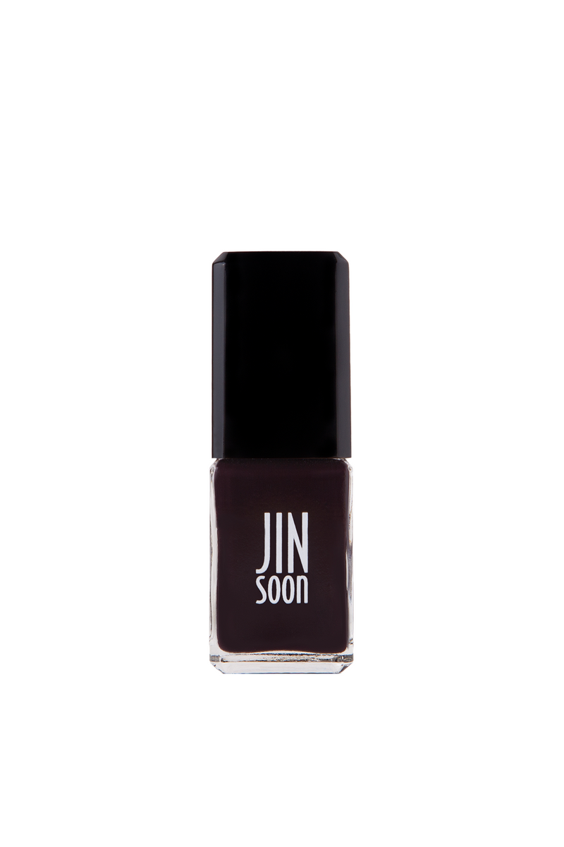 Risque dark red nail polish by JINsoon