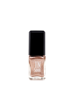 Rose gold nail polish in Spiffy by JINsoon