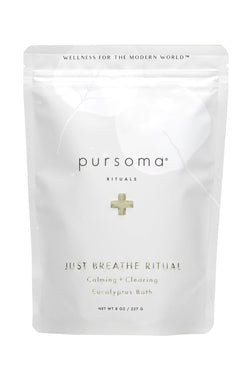 Just Breathe Ritual Eucalyptus Bath | Pursoma