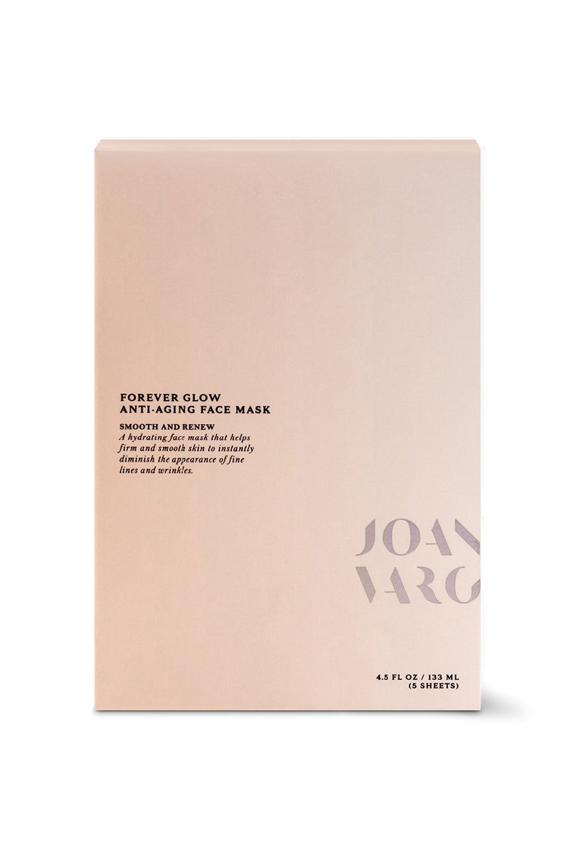 Forever Glow Anti-Aging Face Mask by Joanna Vargas
