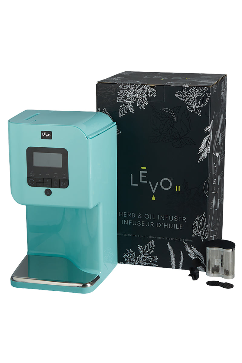 LEVO II smart technology olive oil and herb infuser from LEVO Oil Infusion