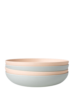 Set of 4 Assorted Low Bowls: Mixed Pack One | Fable NY