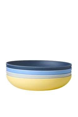 Set of 4 Assorted Low Bowls: Mixed Pack Three | Fable NY