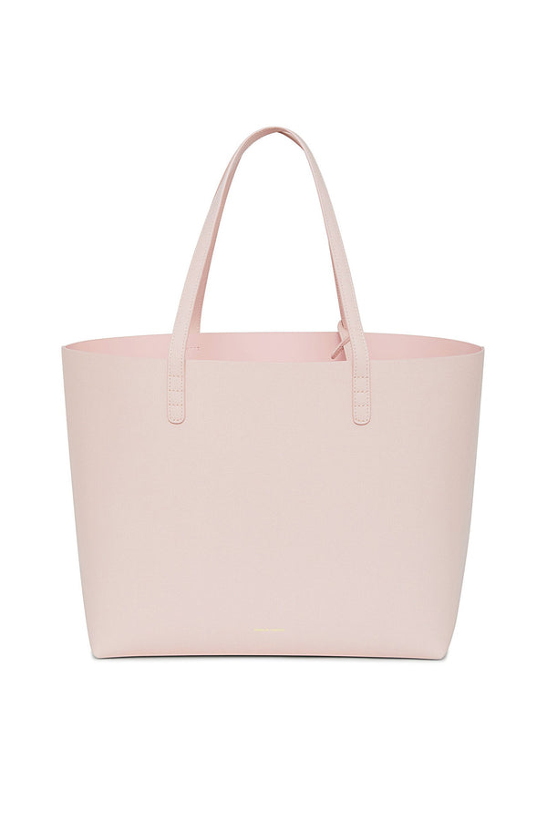 Large Rose Saffiano Leather Tote by Mansur Gavriel