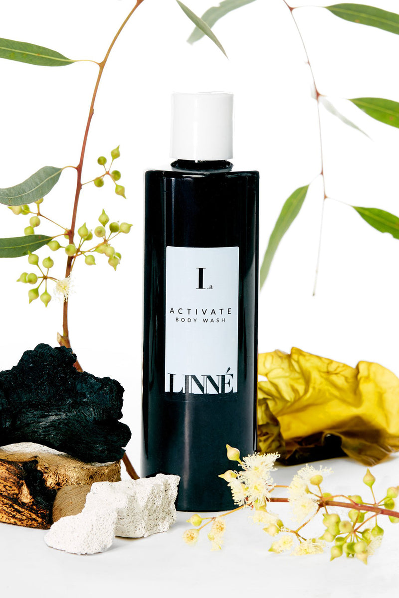 Activate Body Wash by LINNÉ