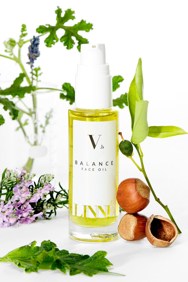Balance Face Oil by LINNÉ